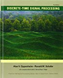 Book Cover Discrete-Time Signal Processing (3rd Edition) (Prentice-Hall Signal Processing Series)