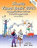 Book Cover Simply Visual Basic 2005 (2nd Edition)