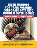 Book Cover Seven Methods for Transforming Corporate Data Into Business Intelligence