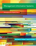 Book Cover Management Information Systems: Managing the Digital Firm (13th Edition)