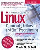 Book Cover A Practical Guide to Linux Commands, Editors, and Shell Programming (3rd Edition)