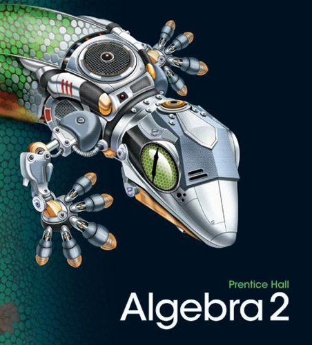Algebra 2: Student Edition 2015 HMH Hardcover USA all regions
