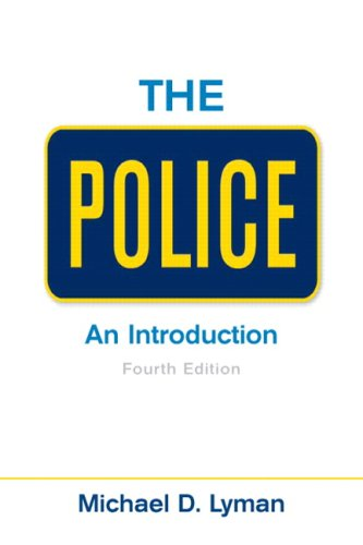 The Police An Introduction 4th Edition