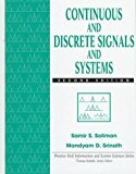 Book Cover Continuous and Discrete Signals and Systems