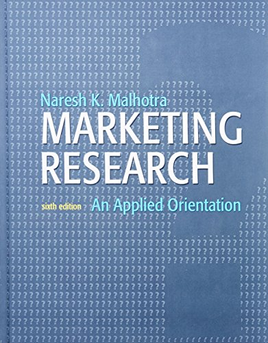 naresh malhotra marketing research an applied orientation 4th edition prentice hall Basic marketing research 4th edition author by naresh k malhotra and published by prentice hall at applied orientation edition author by naresh k.