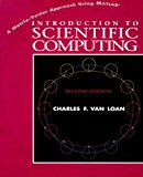 Book Cover Introduction to Scientific Computing: A Matrix-Vector Approach Using MATLAB (2nd Edition)