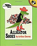 Book Cover Alligator Shoes (Picture Puffin S)
