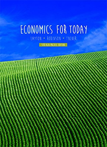 Economics for Today with Student Resource Access 12 Months