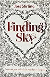 Book Cover Finding Sky. Joss Stirling