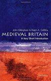 Book Cover Medieval Britain: A Very Short Introduction