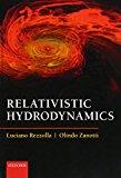 Book Cover Relativistic Hydrodynamics