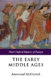 Book Cover The Early Middle Ages: Europe 400-1000 (Short Oxford History of Europe)