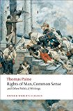 Book Cover Rights of Man, Common Sense, and Other Political Writings (Oxford World's Classics)