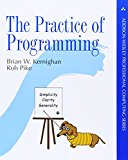 Book Cover The Practice of Programming (Addison-Wesley Professional Computing Series)