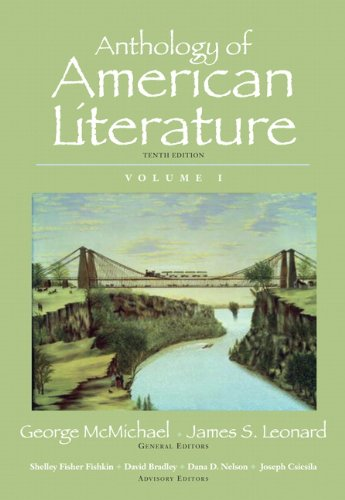 The Norton Anthology of American Literature. Package 2 : Volume C, D & E : 1865 to the Present 8th edition - Norton