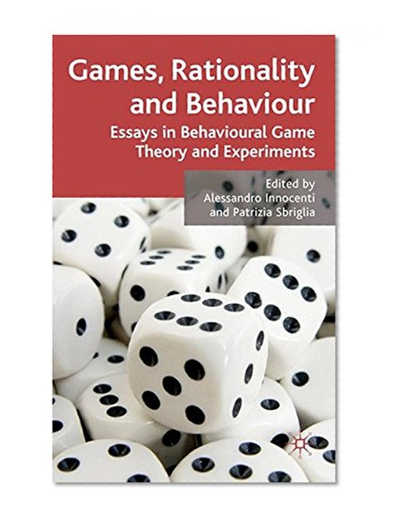 essays on game theory Game theory involves the study of strategic decision making concerning with mathematical models that consist of conflict and cooperation that exist in intelligent rational decision-makers this theory is also referred to as interactive decision theory this theory is mainly used in.