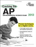 Book Cover Cracking the AP Environmental Science Exam, 2013 Edition (College Test Preparation)