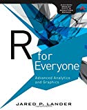 Book Cover R for Everyone: Advanced Analytics and Graphics (Addison-Wesley Data & Analytics Series)