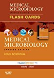 Book Cover Medical Microbiology and Immunology Flash Cards, Updated Edition: with STUDENT CONSULT Online and Print, 1e
