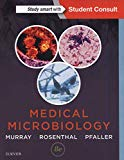 Book Cover Medical Microbiology, 8e