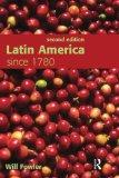 Book Cover Latin America since 1780 (Spanish Edition)
