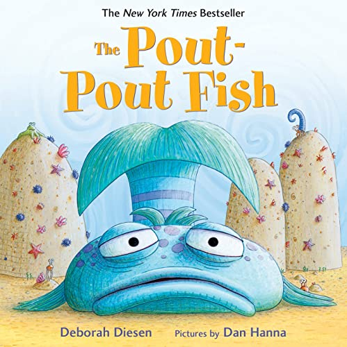Book Cover The Pout-Pout Fish