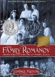 Book Cover The Family Romanov: Murder, Rebellion, and the Fall of Imperial Russia (Orbis Pictus Award for Outstanding Nonfiction for Children (Awards))