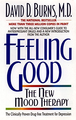 Book Cover Feeling Good: The New Mood Therapy