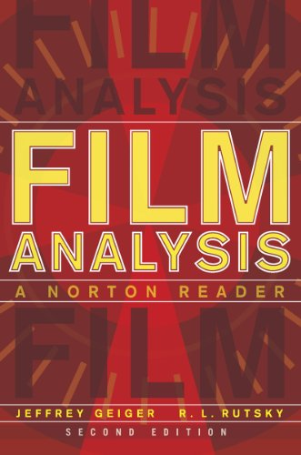 Book Cover Film Analysis: A Norton Reader (Second Edition)
