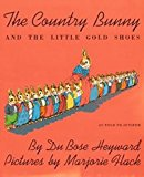 Book Cover The Country Bunny and the Little Gold Shoes (Sandpiper Books)
