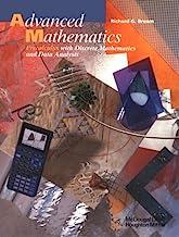 Book Cover Advanced Mathematics: Precalculus With Discrete Mathematics and Data Analysis