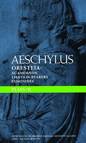 essays on oresteia Argumentative essays term papers (paper 5902) on justice in the orestia: aeschylus is primarily concerned with the nature of justice in the trilogy the oresteia, the akhaians evolve from an older, more primitive auto.