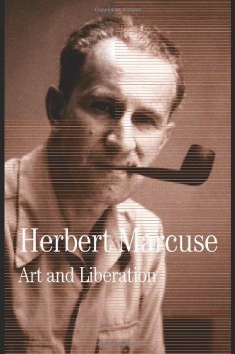 herbert marcuse essay on liberation An essay on liberation is a 1969 book by frankfurt school philosopher herbert marcuse.