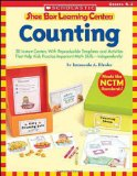 Book Cover Shoe Box Learning Centers: Counting: 30 Instant Centers With Reproducible Templates and Activities That Help Kids Practice Important Math Skills-Independently!