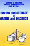 Book Cover Drying and Storage Of Grains and Oilseeds
