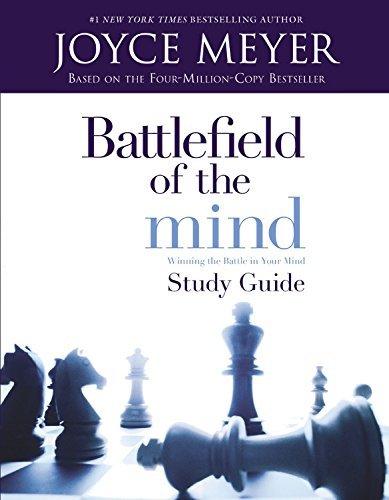 Joyce Meyer Study Guide Pdf