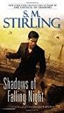 Book Cover Shadows of Falling Night (Shadowspawn)