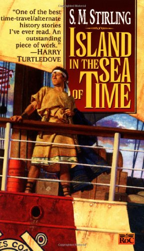 Book Cover Island in the Sea of Time