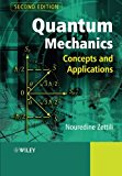 Book Cover Quantum Mechanics: Concepts and Applications