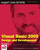 Book Cover Expert One-on-One Visual Basic 2005 Design and Development