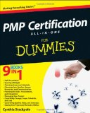 Book Cover PMP Certification All-In-One Desk Reference For Dummies
