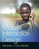 Book Cover Mobile Interaction Design