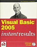 Book Cover Visual Basic 2005 Instant Results (Programmer to Programmer)