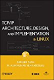 Book Cover TCP/IP Architecture, Design and Implementation in Linux