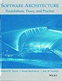 Book Cover Software Architecture: Foundations, Theory, and Practice