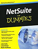 Book Cover NetSuite For Dummies