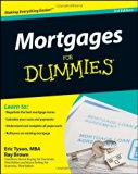 Book Cover Mortgages For Dummies, 3rd Edition