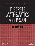 Book Cover Discrete Mathematics with Proof