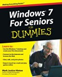 Book Cover Windows 7 For Seniors For Dummies