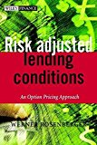 Book Cover Risk-adjusted Lending Conditions: An Option Pricing Approach (The Wiley Finance Series)